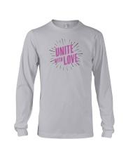 Unite with Love Long Sleeve Tee thumbnail