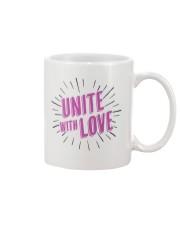Unite with Love Mug thumbnail