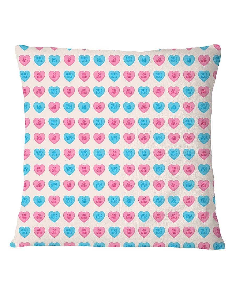 Heartfull Square Pillowcase