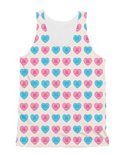 Heartfull All-over Unisex Tank thumbnail