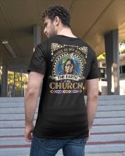LTD - Nature Is My Religion Back BT02  Classic T-Shirt apparel-classic-tshirt-lifestyle-back-48