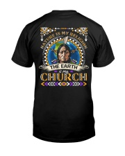 LTD - Nature Is My Religion Back BT02  Classic T-Shirt back
