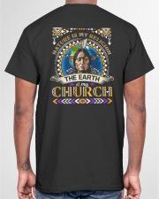 LTD - Nature Is My Religion Back BT02  Classic T-Shirt garment-tshirt-unisex-back-04