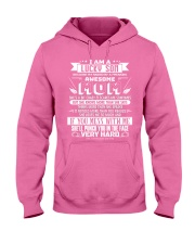 BTG - Perfect Gift For Your Son Hooded Sweatshirt thumbnail