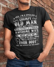 BT07 - Perfect Gift For Your Husband Classic T-Shirt apparel-classic-tshirt-lifestyle-26