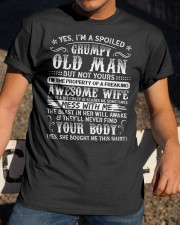 BT07 - Perfect Gift For Your Husband Classic T-Shirt apparel-classic-tshirt-lifestyle-28