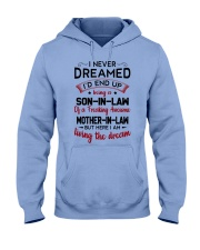 BT07 - Perfect Gift For Son-in-law- Christmas Gift Hooded Sweatshirt thumbnail