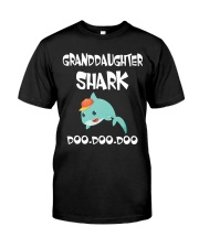 Perfect Gift For Your Granddaughter 08 Classic T-Shirt front