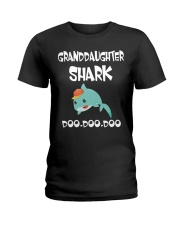 Perfect Gift For Your Granddaughter 08 Ladies T-Shirt thumbnail