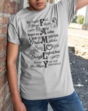 BTG - Be Thank Family  Classic T-Shirt apparel-classic-tshirt-lifestyle-27