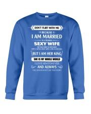 Perfect Gift For Your Husband 08 Crewneck Sweatshirt thumbnail