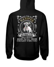 Native American- Thank You - BT04 Hooded Sweatshirt thumbnail