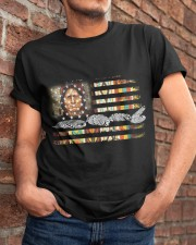 Best Native American Chief 08 Classic T-Shirt apparel-classic-tshirt-lifestyle-26