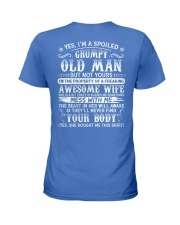 BT07 - Perfect Gift For Your Husband Ladies T-Shirt thumbnail