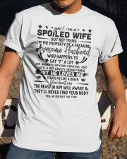 BTG - Perfect Gift For Your Wife Classic T-Shirt apparel-classic-tshirt-lifestyle-28