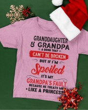 Perfect Gift for your Granddaughter - BT03 Youth T-Shirt apparel-youth-tshirt-lifestyle-front-02