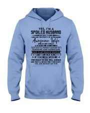 BT07 - Perfect Gift For Your Husband Hooded Sweatshirt thumbnail