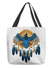 Native Feather Dreamcatcher 08 All-over Tote thumbnail