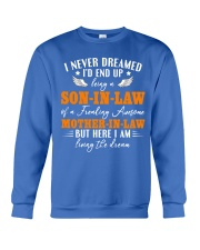 BT07 - Being a Son-in-law - Mother-in-law Crewneck Sweatshirt thumbnail