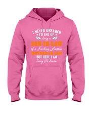 BT07 - Being a Son-in-law - Mother-in-law Hooded Sweatshirt thumbnail