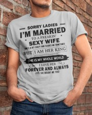 BT07 -Perfect Gift for Husband Classic T-Shirt apparel-classic-tshirt-lifestyle-26