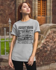 BTG - Perfect Gift For Daughter Classic T-Shirt apparel-classic-tshirt-lifestyle-06