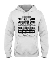 BTG - Perfect Gift For Daughter Hooded Sweatshirt thumbnail