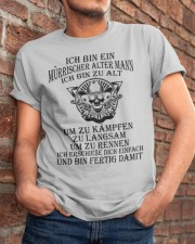 I'm a grumpy old man - Germany  Classic T-Shirt apparel-classic-tshirt-lifestyle-26