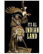 BT07 It's all Indian land Poster 11x17 Poster front