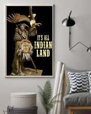 BT07 It's all Indian land Poster 11x17 Poster lifestyle-poster-1