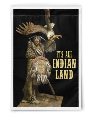 "BT07 It's all Indian land Poster 11.5""x17.5"" Garden Flag thumbnail"
