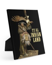 BT07 It's all Indian land Poster 8x10 Easel-Back Gallery Wrapped Canvas thumbnail