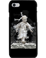 Fantastic Paper Artwork Native American Child Phone Case tile