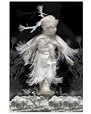 Fantastic Paper Artwork Native American Child 16x24 Poster thumbnail