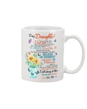 BT07 - Perfect Gift For Your Daughter Mug front