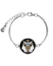 Native Feather Eagle 08 Metallic Circle Bracelet thumbnail