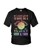 CRO-BETTERWOMAN Youth T-Shirt thumbnail
