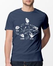 Rock-Paper Classic T-Shirt lifestyle-mens-crewneck-front-13