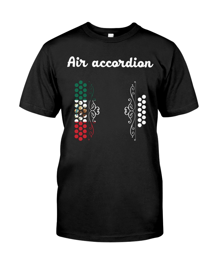 Air Mex Accordion Tee Classic T-Shirt