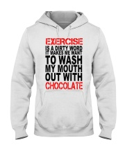 Chocolate lovers dream Hooded Sweatshirt thumbnail