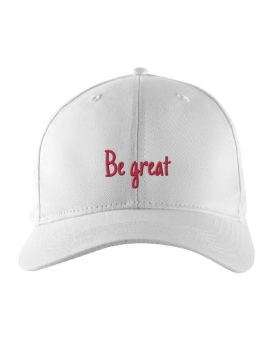 Be Great Cap