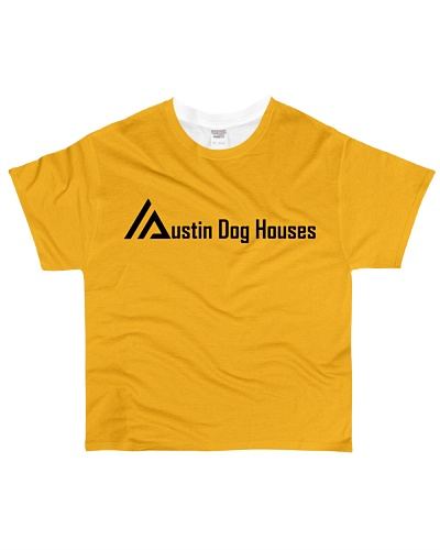 Cool Austin dog house