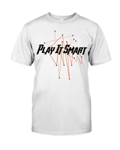 play it smart tshirt