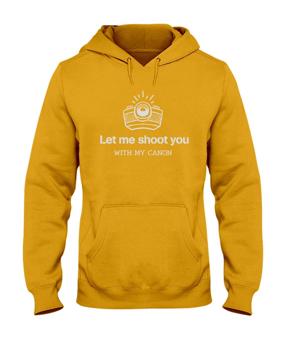 Impressive T-Shirt for Photographer Hooded Sweatshirt