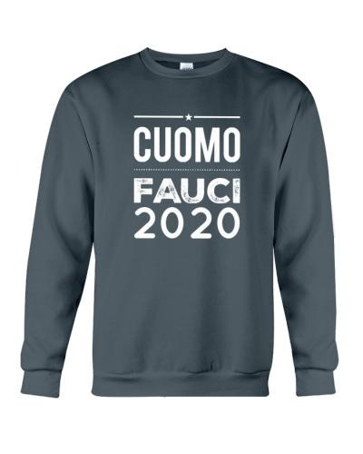 Cuomo Fauci 2020