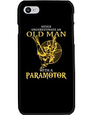 OLD MAN WITH A PARAMOTOR - LIMITED EDITION Phone Case thumbnail