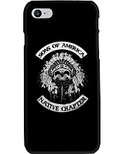 Native Pride Shirts - SOA Backside Phone Case thumbnail