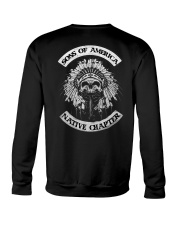 Native Pride Shirts - SOA Backside Crewneck Sweatshirt thumbnail