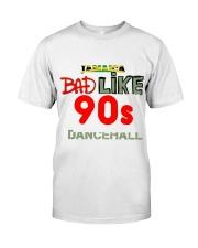 Jamaica 90's dancehall t shirt Premium Fit Mens Tee thumbnail