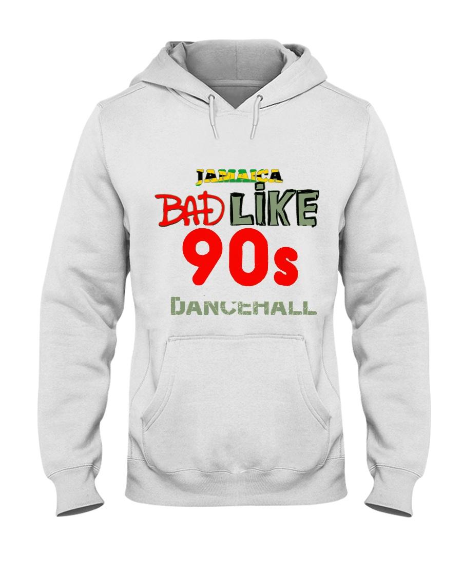 Jamaica 90's dancehall t shirt Hooded Sweatshirt